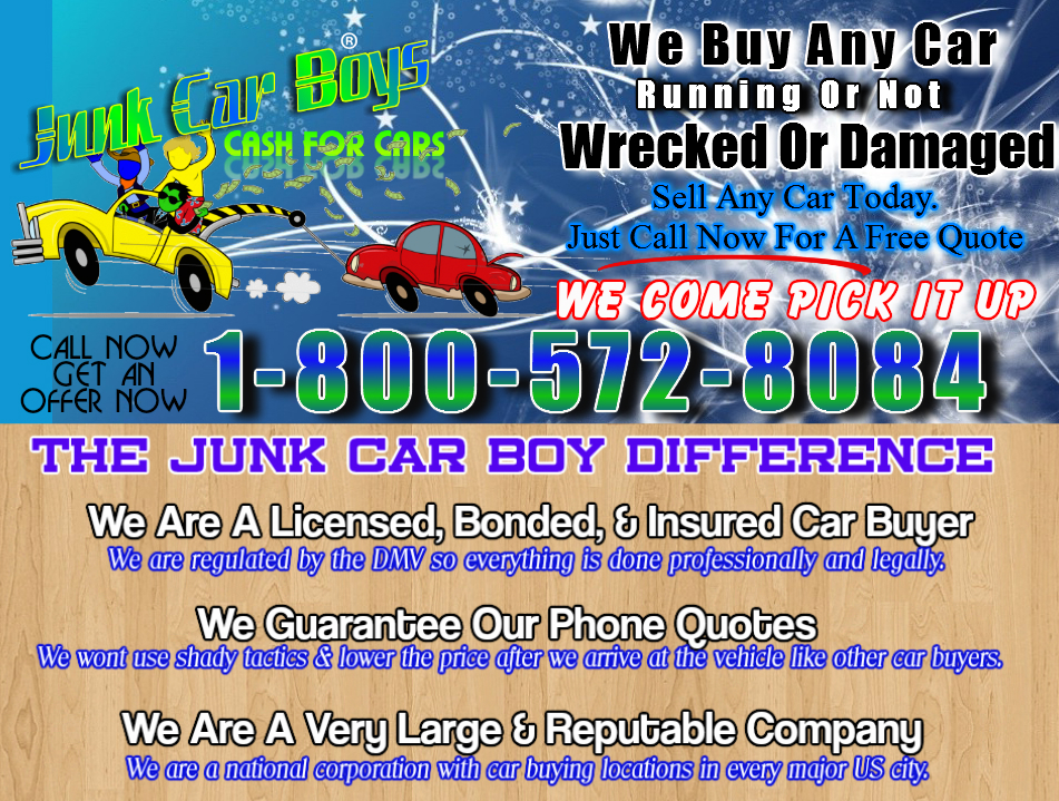 Cash For Cars Omaha NE